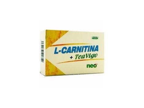 L-Carnitine + Tea Vigo Neo 30 capsules