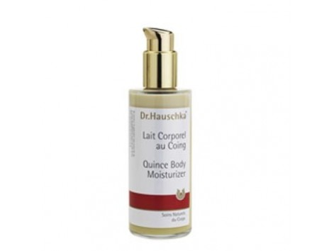 Dr. Hauschka body milk 145ml of Cydonia