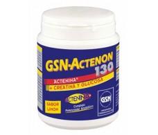GSN Actenon 130 sabor limon 500gr