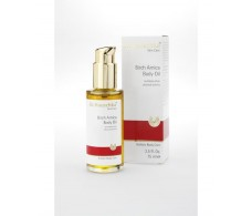 Dr. Hauschka body oil arnica Fitness birch and 75ml
