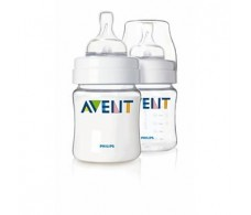 Avent Pack of 2 Bottles of 125ml