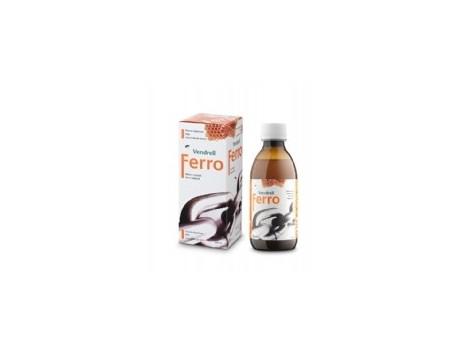Vendrell Ferro Syrup - 250 ml bottle.