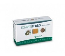 Ferro Egavit Tablets Vendrell - box of 60 tablets.