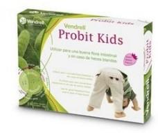 Vendrell Probit Kids - Estuche con 10 monodosis.