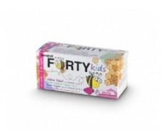 VenPharma Fortykids - 10 sticks de 10 ml con sabor de fresas.