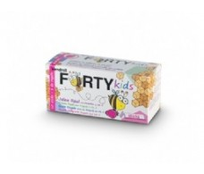 Vendrell Fortykids - 10 sticks of 10 ml strawberry flavored.