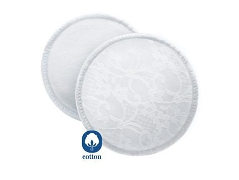6u Avent washable breast pads.