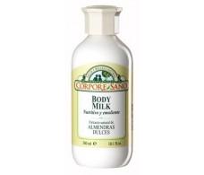 Corpore Sano Body Milk Almendras Dulces 300ml
