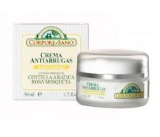 Corpore Sano Anti-Wrinkle Cream Musk Rose Chinese Marigold 50ml.