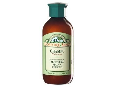 Corpore Sano and Malva Shampoo Aloe Vera 300ml