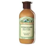 Corpore Sano Acondicionador Henna y Aloe 300ml.