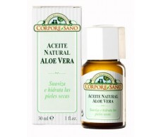 Corpore Sano Body Oil 30ml aloe vera