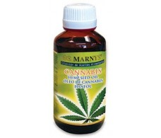 Marnys Cannabis Oil 125ml.