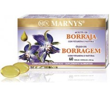 Marnys Borage Oil 60perlas.