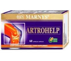 Marnys Artrohelp  Shark cartilage 60 capsules.