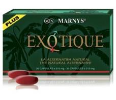 Marnys Exotique Plus 60 capsules.