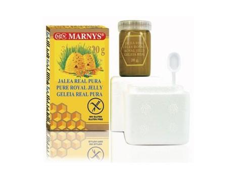 Marnys Pure Royal jelly 20 GR / Glassjar.