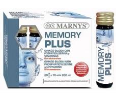 Marnys Memory Plus 20 vials.