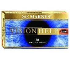Marnys Vision Help 30 Softgels.