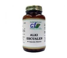 CFN Alki Escualen 90 cápsulas.