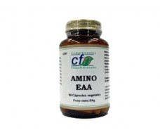 CFN Amino EAA 90 cápsulas vegetales.