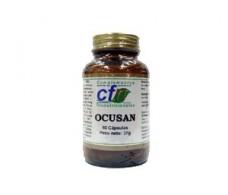 CFN Ocusan 60 capsules.