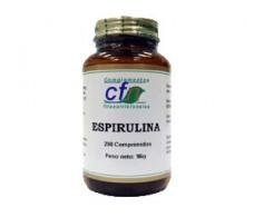 CFN Espirulina 200 comprimidos.