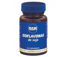 GSN Soy Isoflavones 80 tablets.