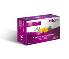 Dietisa Biform Plants and Algae 36 Capsules.