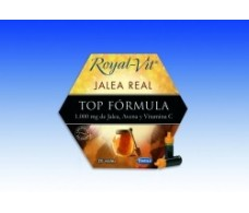 Dietisa TopFórmula Royal Jelly 20 vials.