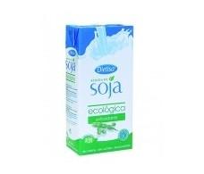 Dietisa Sweetened Soya Calcium Tetra slim 1 liter.