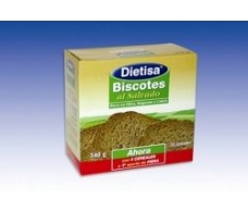 Dietisa Bran Biscuits to 240 grams.