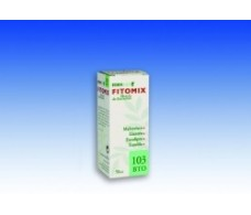 Dietisa Fitomix 103 BTO Cough and Cold 50ml.