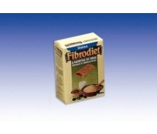 Dietisa Fibrodiet Barritas Rellenas Ciruelas + Pasas 6 unidades.