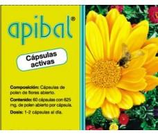 Madal Bal Apibal Pollen 60 caps.