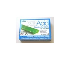 Madal Bal Aloe Vera Ayuda digestiva XS Acid 30 Comprimidos.