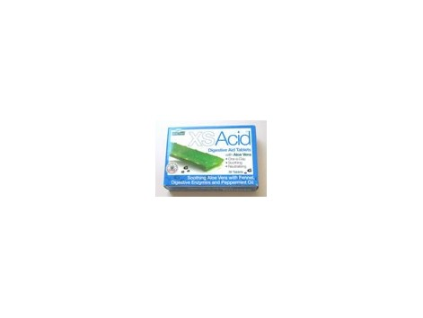 Madal Bal Aloe Vera XS Acid Digestive Aid 30 tablets.