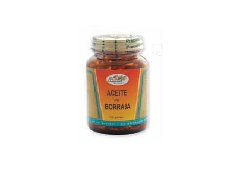 El Granero Aceite de Borraja 150 capsulas.