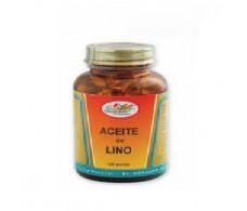 El Granero Aceite de Lino 120 perlas.