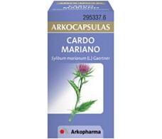 Arkochim / Arkocápsulas For Milk Thistle 50 caps.
