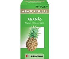 Arkochim / Arkocápsulas Ananás 50 cápsulas.