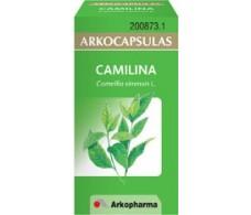 Arkochim / Arkocápsulas  Camilina  (te verde) 50 cápsulas.