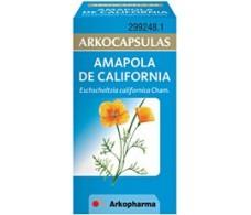 Arkochim / Arkocápsulas Amapola de California 100 cápsulas.