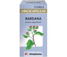 Arkochim / Arkocápsulas Burdock 100 capsules.