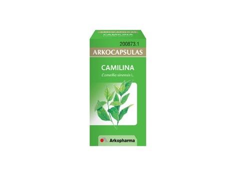 Arkochim / Arkocápsulas Camelia ( chá verde) 100 cápsulas.
