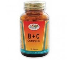 El Granero B+C Complex 90 cápsulas.