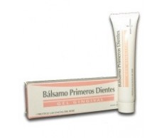Balsamo 25 ml first teeth