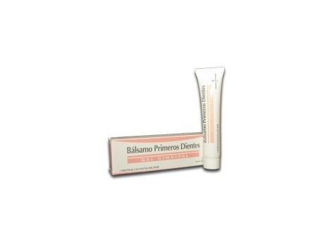 Balsamo 25 ml first teeth