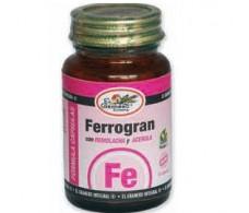 El Granero  Ferrogres 45 capsules.