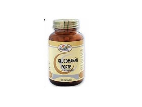 El Granero  Glucomannan 90 capsules.